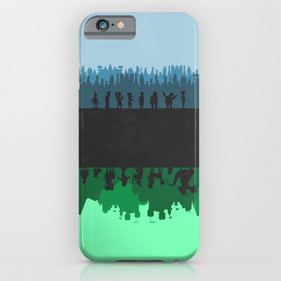 Futurama - Bender's Game iPhone & iPod Case