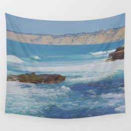 La Jolla Shores Wall Tapestry