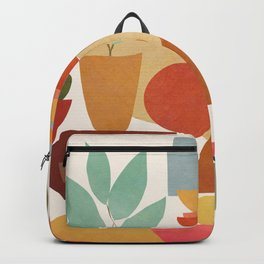 Modern Abstract Art 78 Backpack