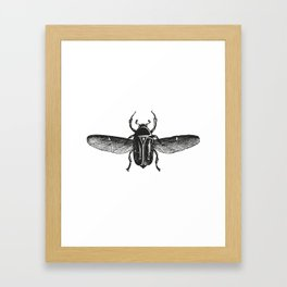 Bug 2 Framed Art Print