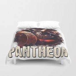 League of Legends PANTHEON Duvet Cover