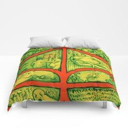 Sigil #7 Comforters