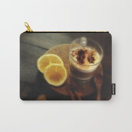 Fresh spices and fragrant arabica Carry-All Pouch
