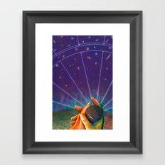 Enigma Concert Framed Art Print