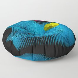 Árekstur Floor Pillow