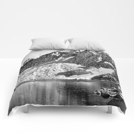 Kearsage Pinnacles, Kings River Canyon Comforters