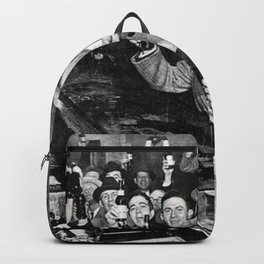 The Night Prohibition Ended Backpack