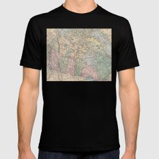 Oh Canada Mens Fitted Tee Black SMALL