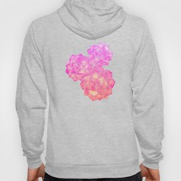 Rosette Succulents – Pink Palette Hoody
