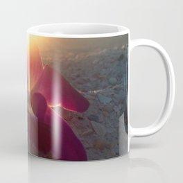 Sunset Wedding Flower Coffee Mug