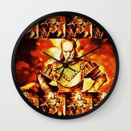 Ghostbuster Vigo Wall Clock
