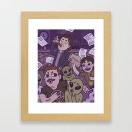 Roswell Framed Art Print