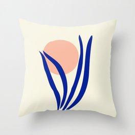 Saudade Throw Pillow