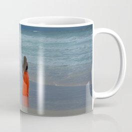Shooting photo Coffee Mug