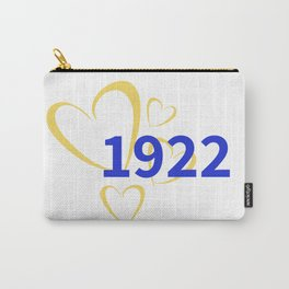 1922 Love Carry-All Pouch
