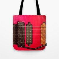 custom Tote Bags featuring Custom Love by Gary Lee Hutchings