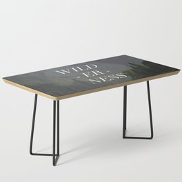 WILDERNESS — Coffee Table