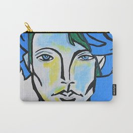 Jared Padalecki - Picasso Cubist Portrait Carry-All Pouch