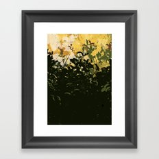 Everything That Isn't Winter Framed Art Print