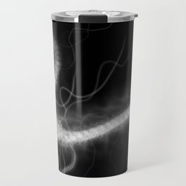 Death Connects Life Travel Mug