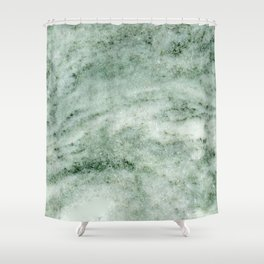Greek Marble Shower Curtain