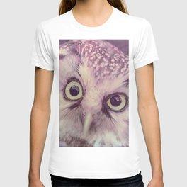 Dirty Look Owl T-shirt