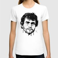 will graham T-shirts featuring Will Graham Sketch - Hannibal by Soyarts