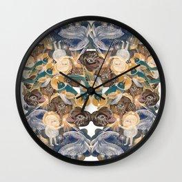 Sharing the Light Wall Clock