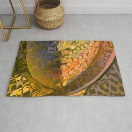 Animal Print Monica Rug
