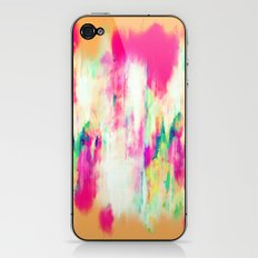 Electric Haze iPhone & iPod Skin