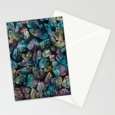 Crystal Points  Stationery Cards