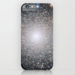 Hubble Space Telescope - The globular cluster NGC 6388, observed by Hubble iPhone Case