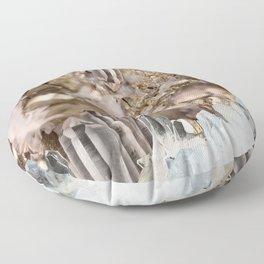 Crystal Destiny Floor Pillow