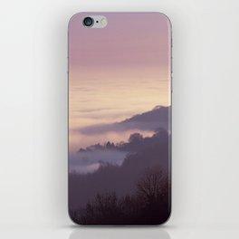 Winter Mist iPhone Skin