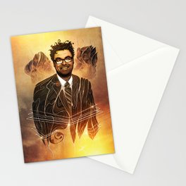 Mauro Ranallo Stationery Cards