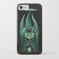 fullmetal alchemist iPhone & iPod Cases featuring The Alchemist by Nathan Spoor