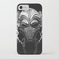 pilot iPhone & iPod Cases featuring Master Pilot by MORPHEUS