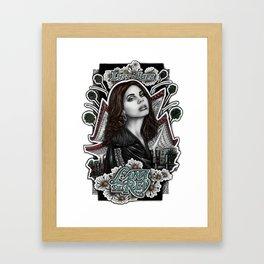 Union 76 Framed Art Print