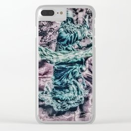 The Wiz Clear iPhone Case