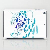 jaguar iPad Cases featuring Jaguar by Icela perez bravo
