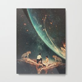 Guardians of our Future Metal Print