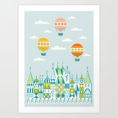 Small Magic Art Print