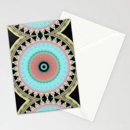 Internal Totem inverse Stationery Cards