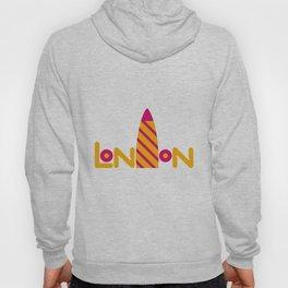 London 2 Hoody