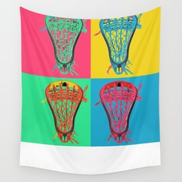 Lacrosse BIG4 Wall Tapestry