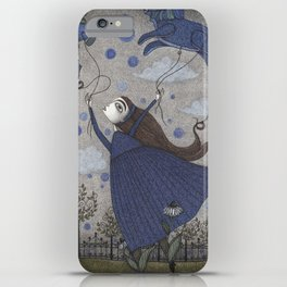Violetta Dreaming iPhone Case