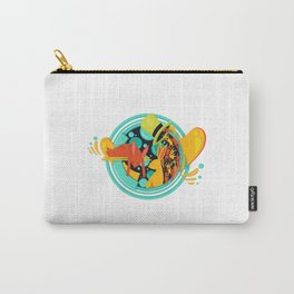 Little Bit Bunny Carry-All Pouch