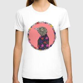 Floral Bird T-shirt