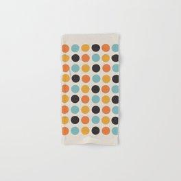 Bauhaus dots Hand & Bath Towel