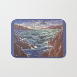 Lighthouse in the Distance AC150426 Bath Mat